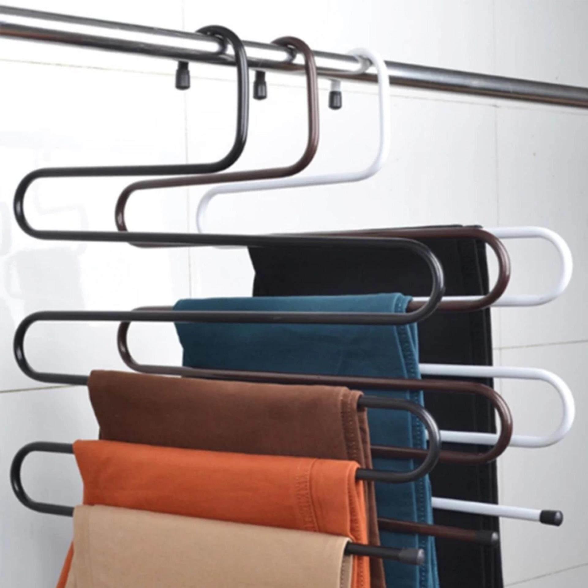 ขาย Cassa ชุด Set 4ชิ้น ไม้แขวนกางเกง แบบประหยัดพื้นที่ ภายในตู้เสื้อผ้า สีขาว รุ่น 187 Hc7481 W Cassa เป็นต้นฉบับ