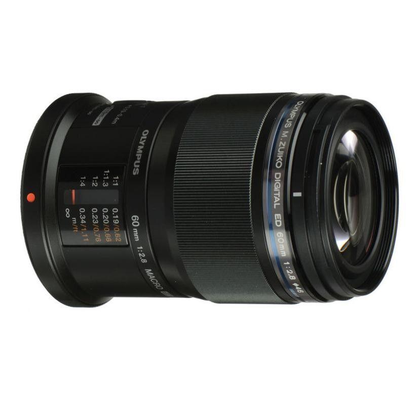 ขาย ซื้อ Lens Olympus M Zuiko Digital Ed 60Mm F 2 8 Macro ประกันร้านEc Mall กรุงเทพมหานคร