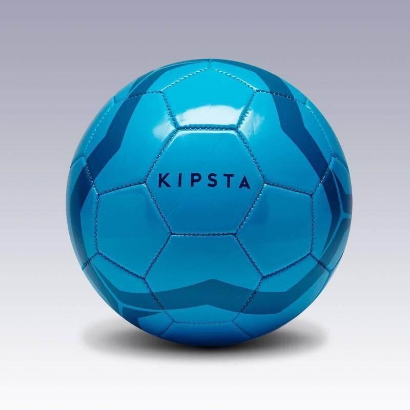 ลูกฟุตบอล ฟุตบอล หนัง Football เบอร์ 3 แถมเข็มสูบลมมูลค่า 30 บาท Kipsta ถูก ใน กรุงเทพมหานคร