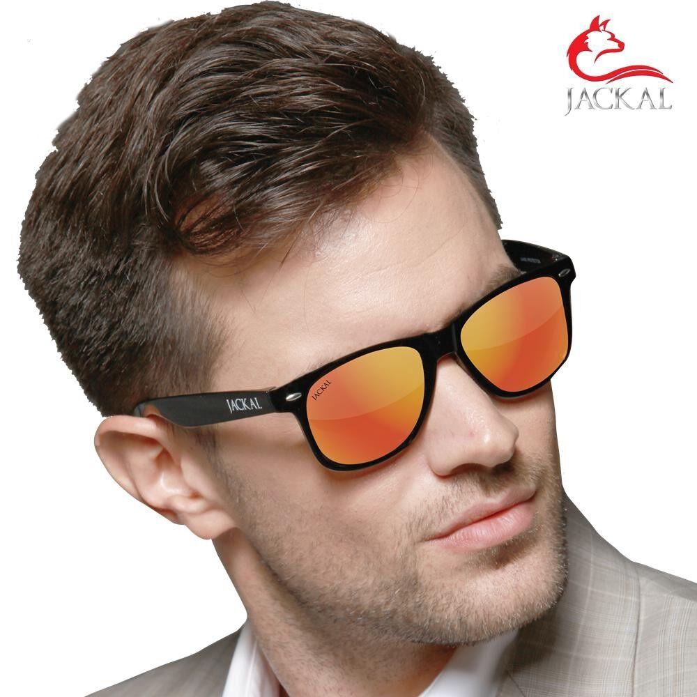 ซื้อ Jackal แว่นตากันแดด รุ่น Traveller Js003 Jackal ถูก