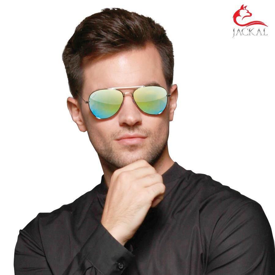 ซื้อ Jackal Sunglasses แว่นตากันแดด รุ่น Shipmaster I Js033 Jackal เป็นต้นฉบับ