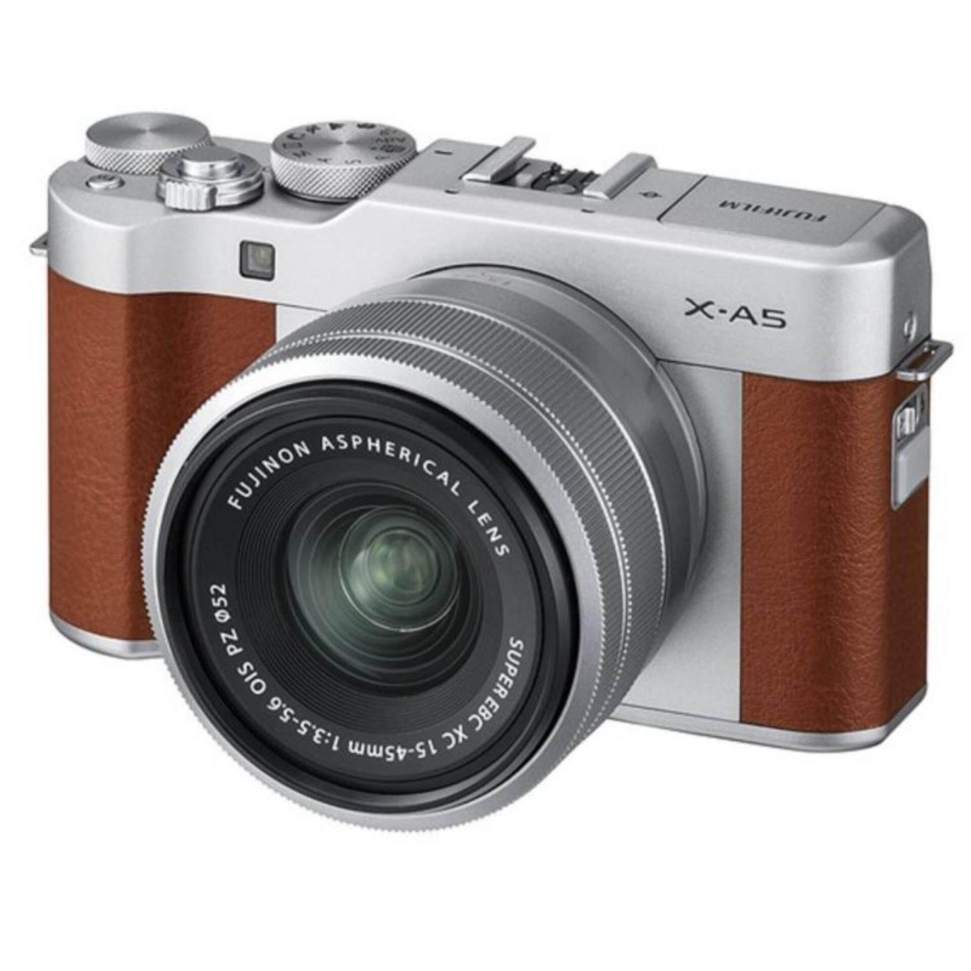 ซื้อ Hot กล้อง Fujifilm Xa5 Lens 15 45Mm Ois Pz ประกันศูนย์ไทย ออนไลน์ ถูก