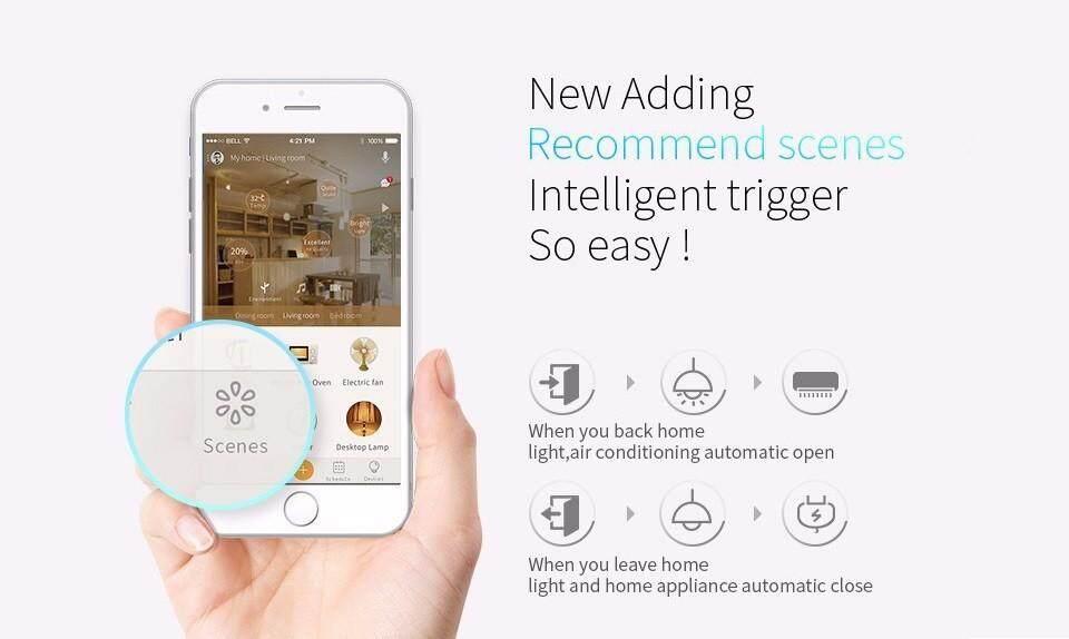 สมาร์ทรีโมท Broadlink RM Mini3 - DMS Smart