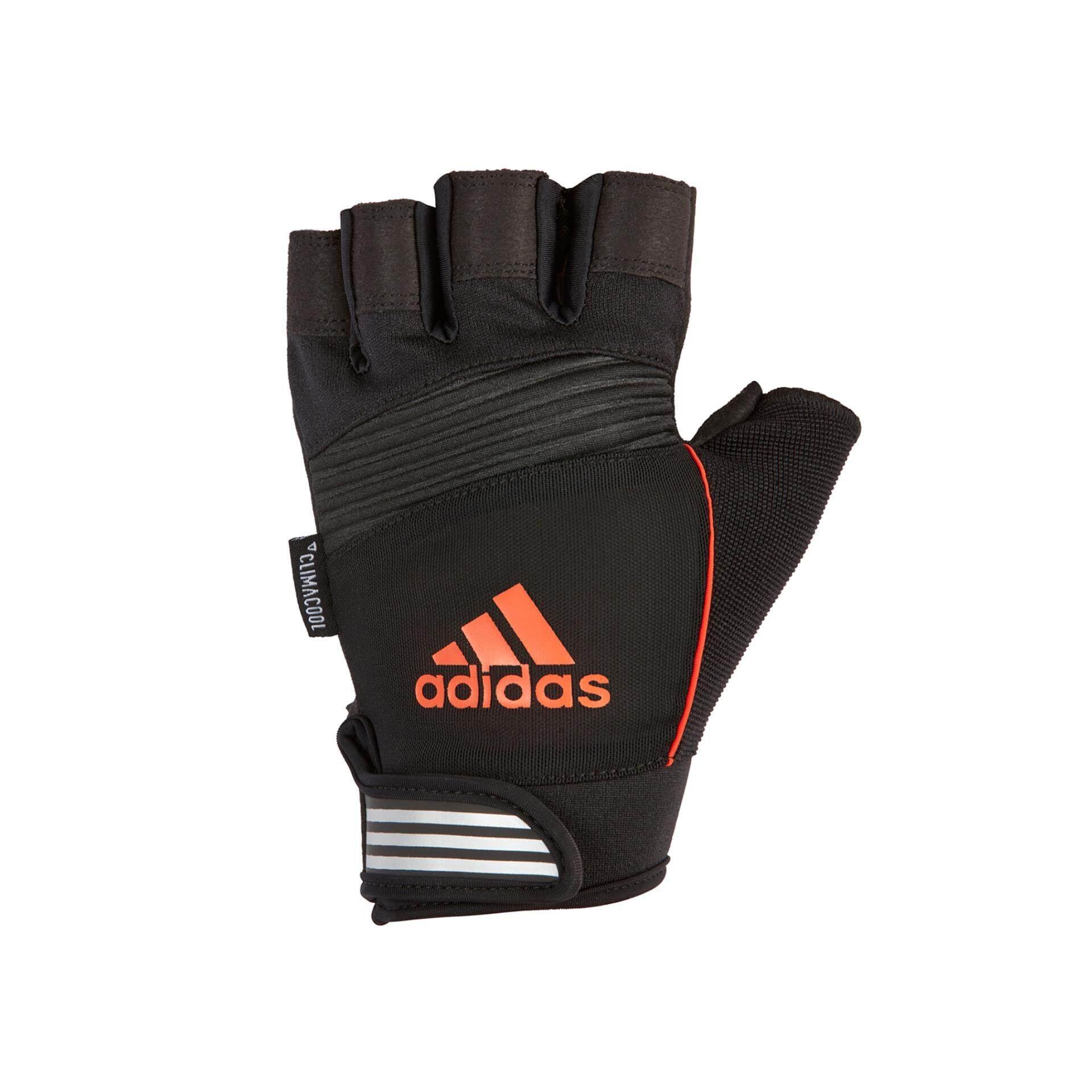Adidas Adgb 12334Or ถุงมือออกกำลังกาย Performance Gloves สีส้ม Xl ใหม่ล่าสุด