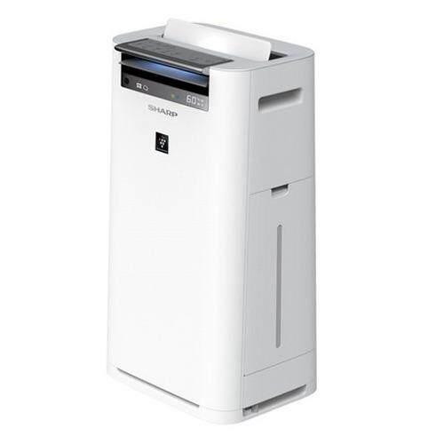 ซื้อ เครื่องฟอกอากาศ Sharp Kc G50Ta W รุ่นปี 2018 สีขาว สำหรับ 38 ตร ม