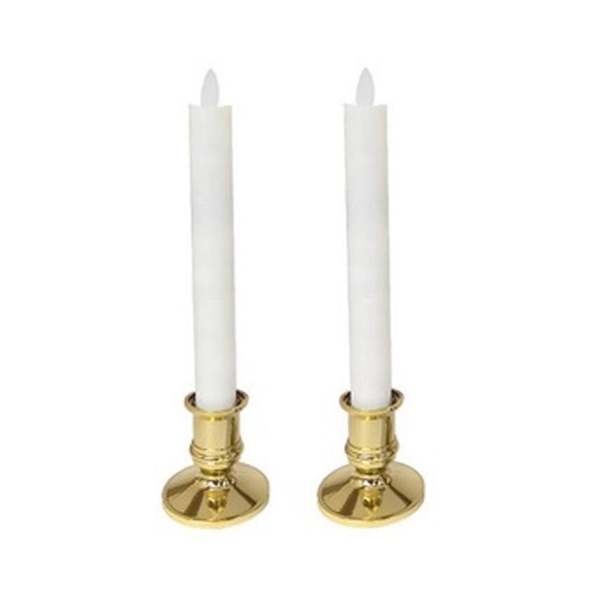 ขาย Lm เชิงเทียน Led 2 X 21 Cm เปลวไฟเสมือนจริง Led Swing Electronic Candles ราคาถูกที่สุด