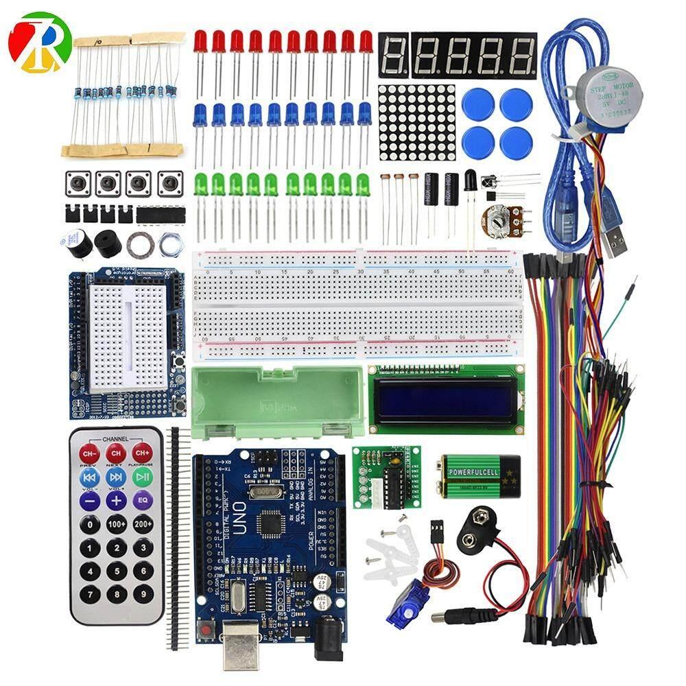 Upgrade Uno R3 Learning Kit ชุดเรียนรู้บอร์ด Arduino Uno R3 1 ชุด ลพบุรี