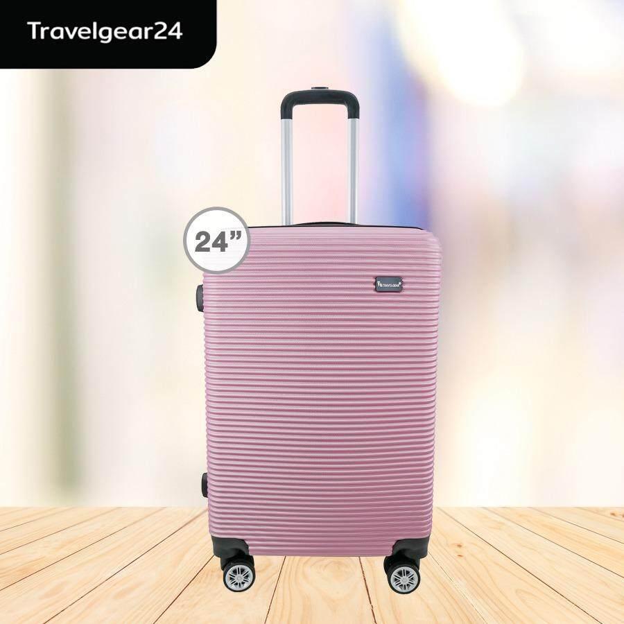 ราคา Travelgear24 กระเป๋าเดินทางขนาด 24 นิ้ว วัสดุ Abs Model A2006 ออนไลน์ กรุงเทพมหานคร