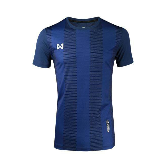Warrix เสื้อฟุตบอล Wa 1548 Dd สีกรมท่า เป็นต้นฉบับ