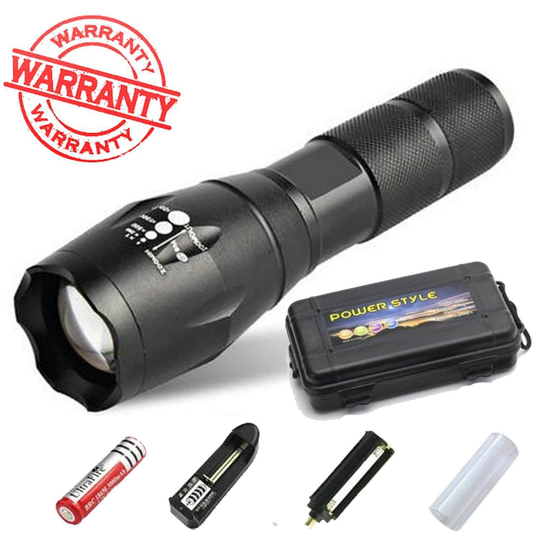 ราคา ไฟฉาย Turbo Power Flashlight Ultrafire