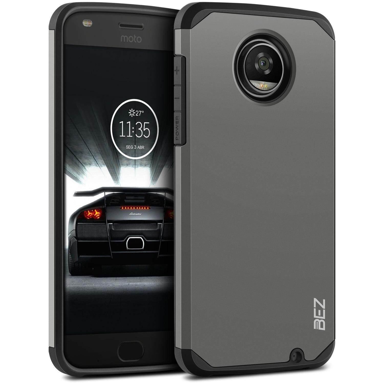 โปรโมชั่น เคส Motorola Moto Z2 Play Case Rugged Armor Bez® เคสมือถือ Motorola Moto Z2 Play กันกระแทก H2 Mz2Py