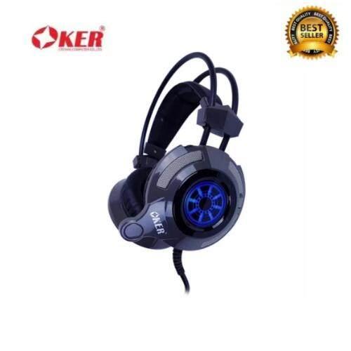 โปรโมชั่น Oker 7 1 Vibration Gaming Headset รุ่น X90 Oker