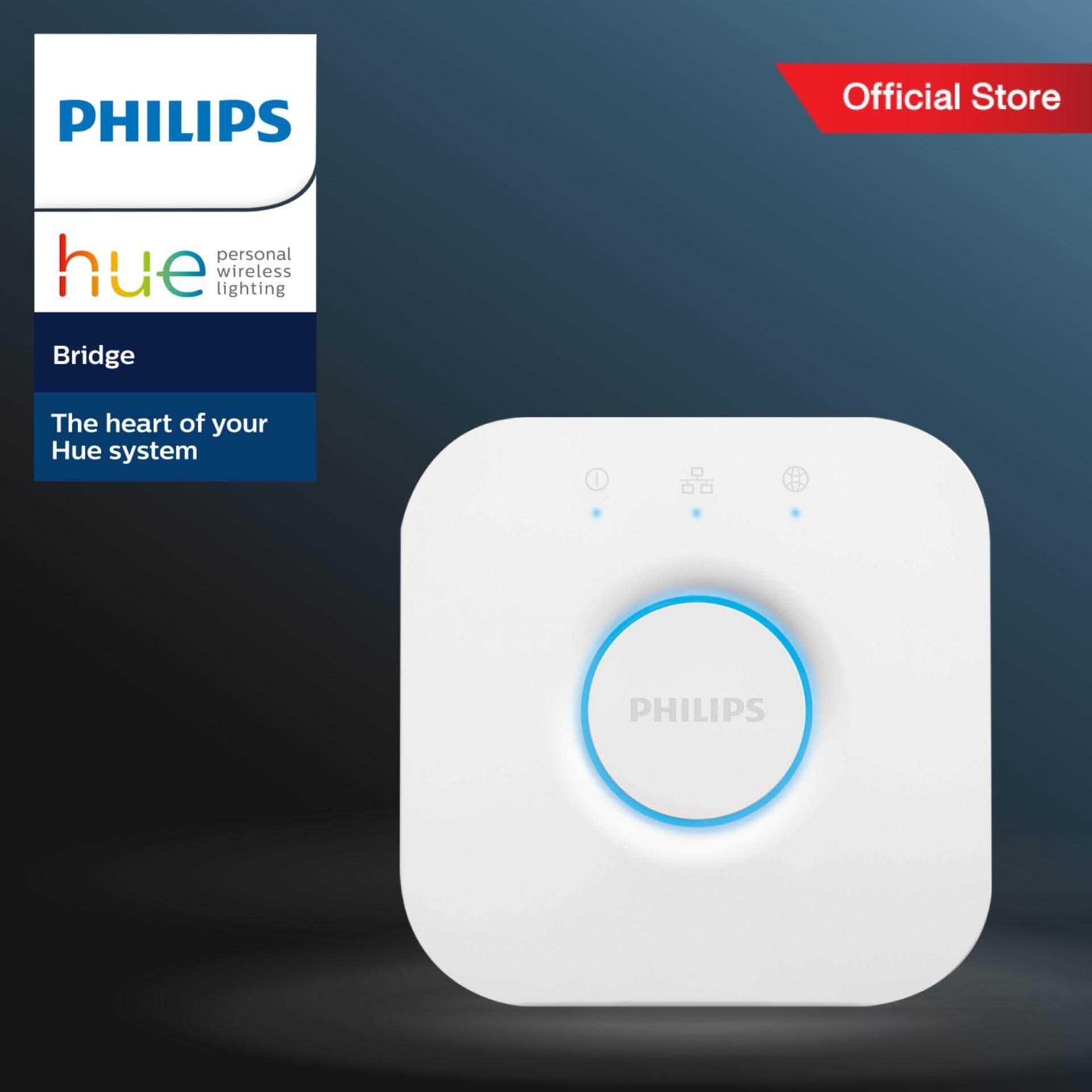 ซื้อ Philips Hue Bridge อุปกรณ์ควบคุมไฟอัจฉริยะ ใน กรุงเทพมหานคร