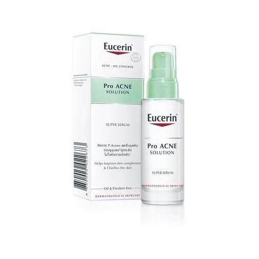 ราคา Eucerin Pro Acne Solution Super Serum 30 Ml ยูเซอริน โปร แอคเน่ โซลูชั่น ซุปเปอร์ ซีรั่ม กรุงเทพมหานคร