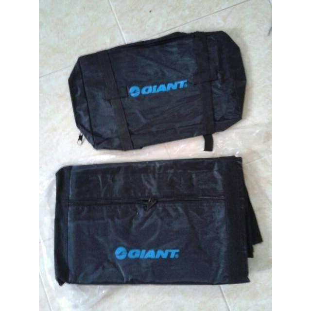 Signature กระเป๋าใส่จักรยาน - ไซร์ใหญ่ขนาด 30 X 135 X 75 cm.