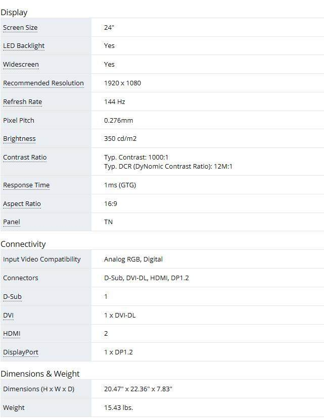 jedi product BenQ ZOWIE XL2430 144Hz-spec.jpg