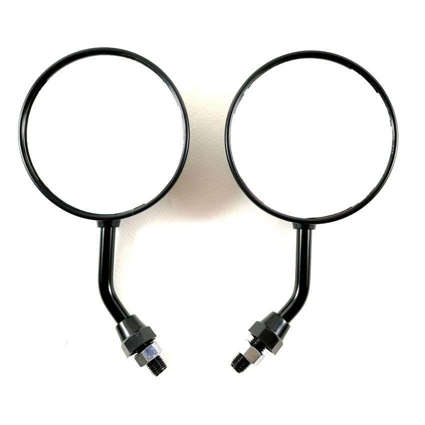 ขาย Hma กระจกมองข้าง ย่อขาสั้น ทรงกลมเหลี่ยม Honda สำหรับรถจักรยานยนต์ หรือ มอเตอร์ไซค์ สีดำ ขาดำ Bmb ใน กรุงเทพมหานคร