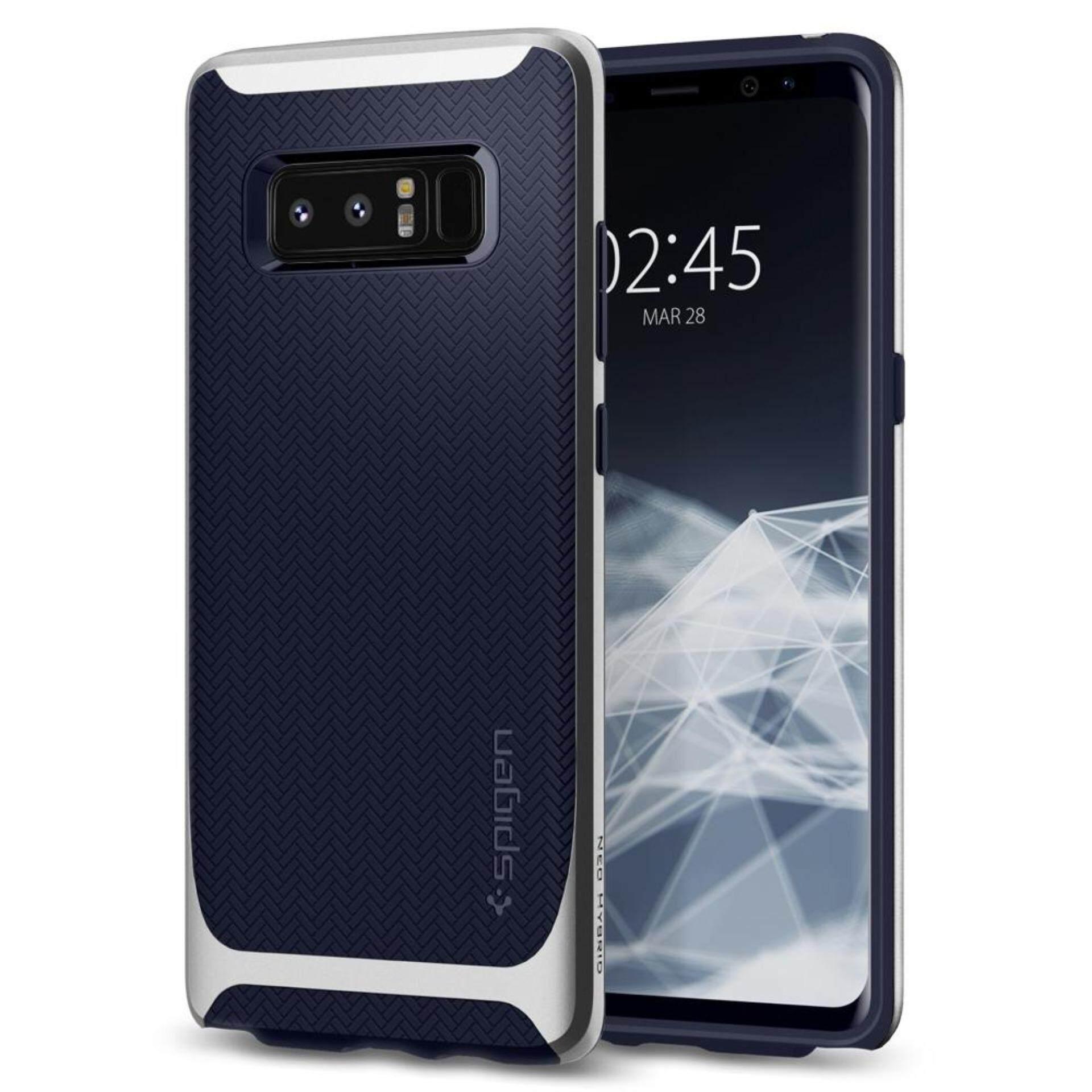 ทบทวน Spigen Case Samsung Galaxy Note 8 Case Neo Hybrid