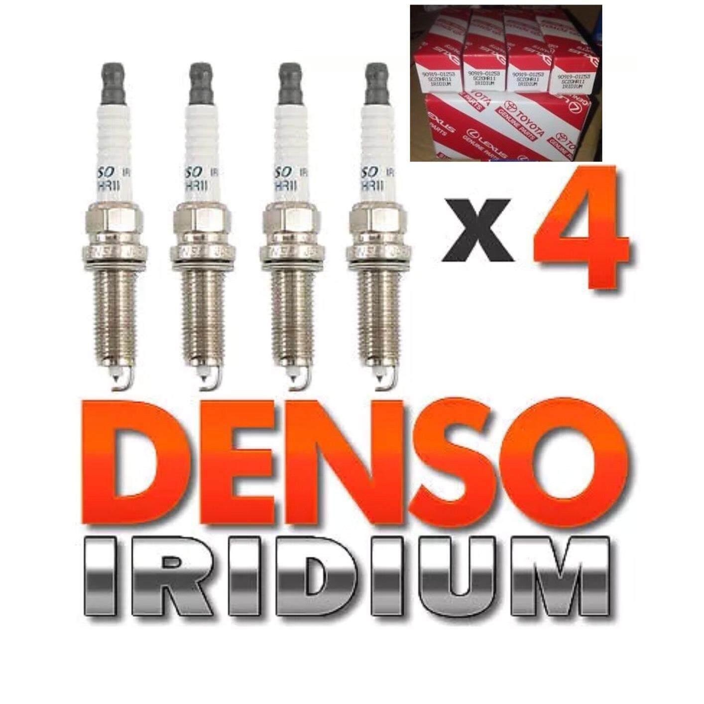 ราคา หัวเทียน Denso Sc20Hr11 Iridium Power 1ชุด4หัว เป็นต้นฉบับ