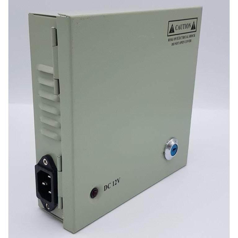 ซื้อ ตู้จ่ายไฟ Dc12V 5A 60W Switching Power Supply สำหรับกล้องวงจรปิด 4 ตัว กรุงเทพมหานคร