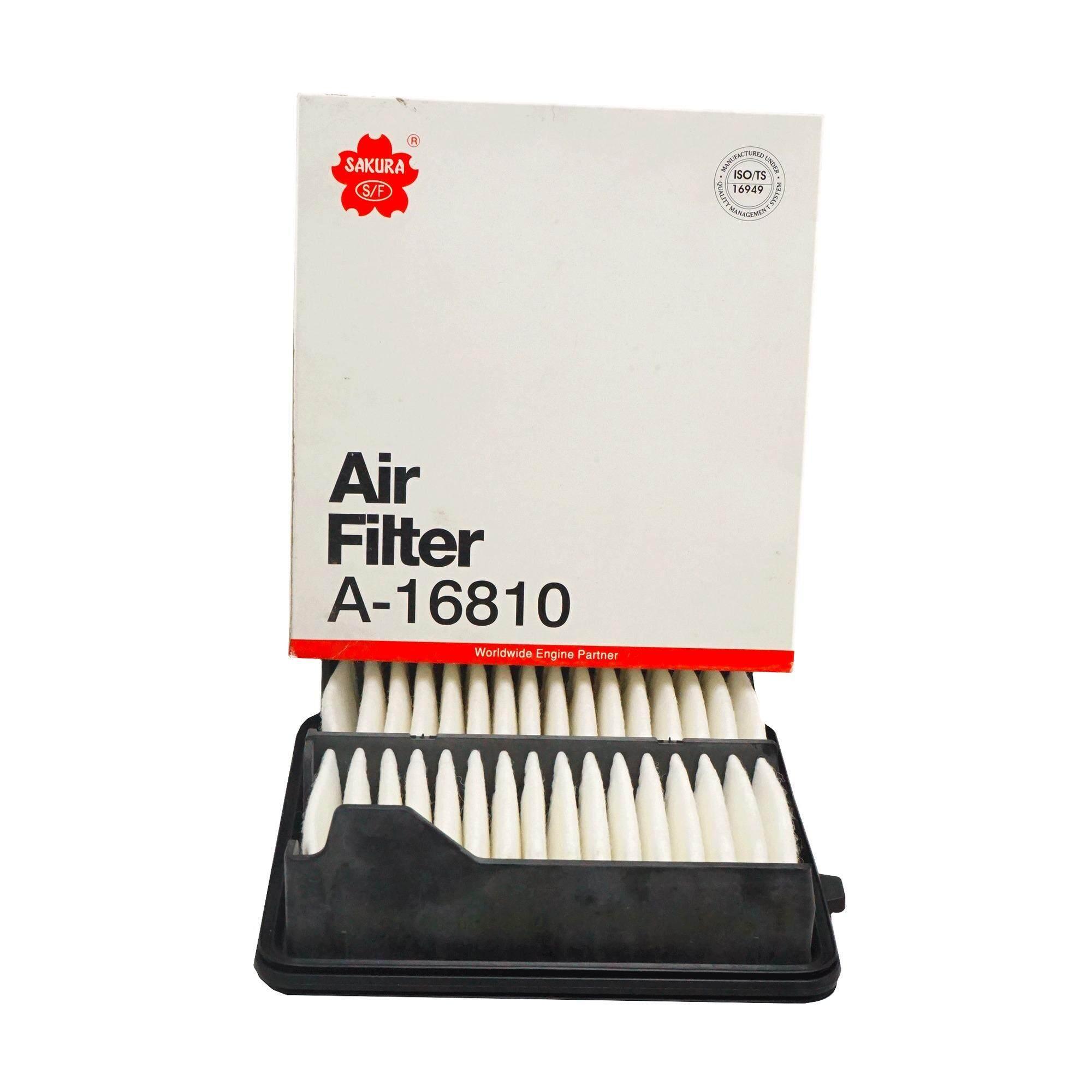 โปรโมชั่น Sakura Air Filter กรองอากาศ Honda Brio Amaze City Jazz Freed 2011 ไทย