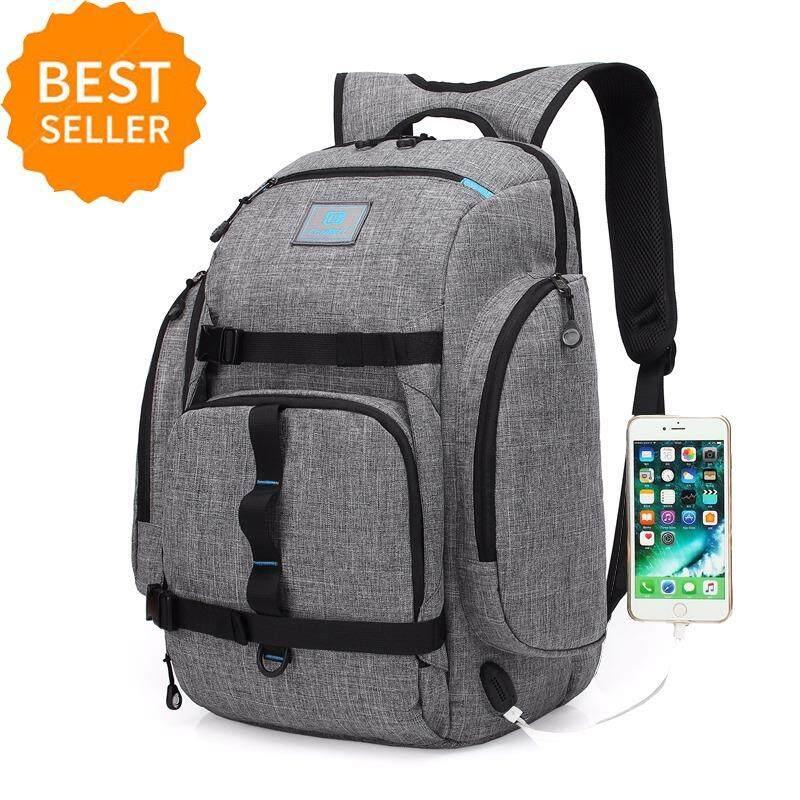 ราคา Travel Outdoor Computer Backpack Laptop Bag Backpack