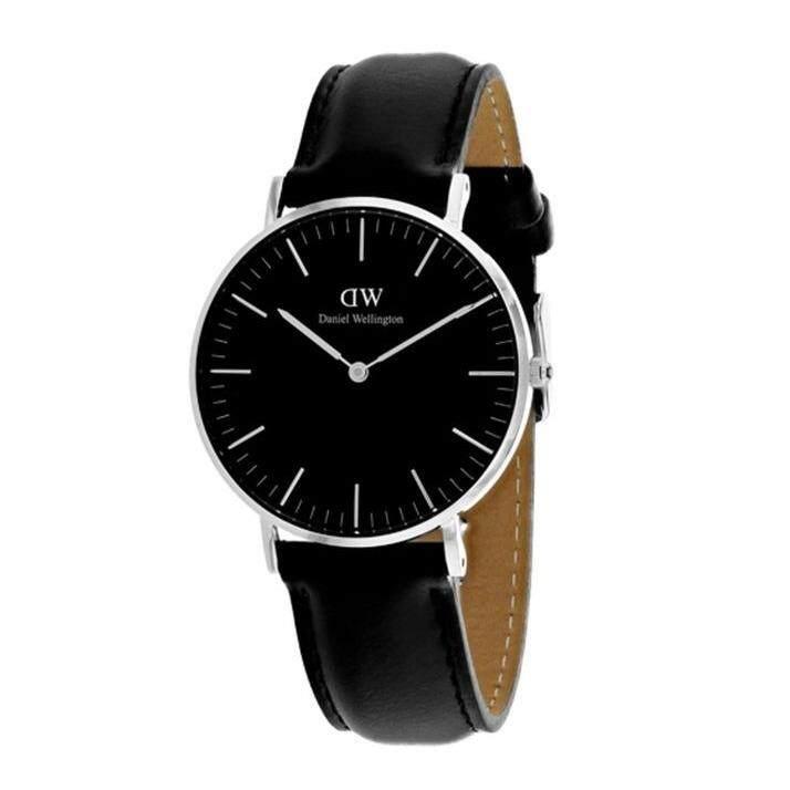ราคา Daniel Wellington Dw00100145 Classic Sheffield Horloge 36Mm นาฬิกาข้อมือ แฟชั่น ผู้ชาย ผู้หญิง สีเงิน Unisex Watch Silver Dial ราคาถูกที่สุด