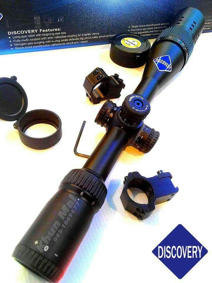 ความคิดเห็น กล้องติดปืน Discovery Vt Z 6 24X44Aoe ของแท้100