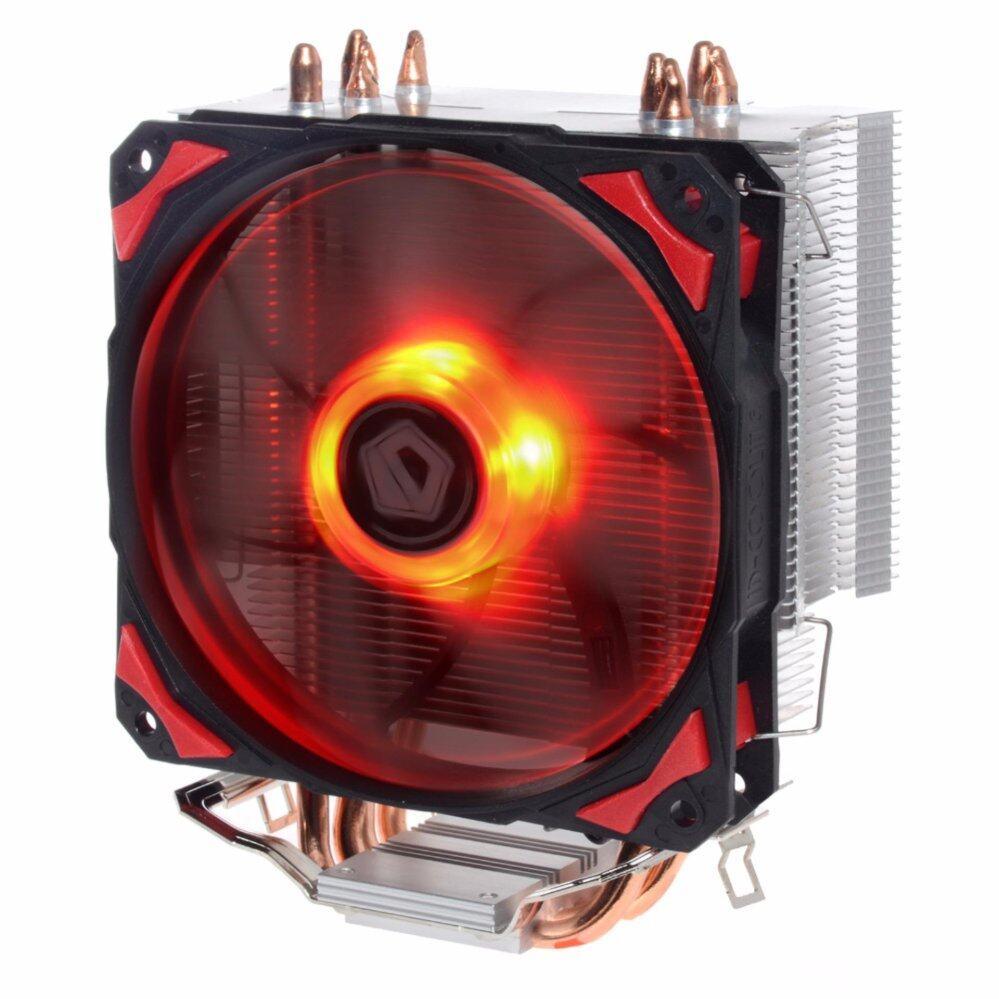 ราคา Id Cooling Se 214 พัดลมระบายความร้อน Cpu Red Led เป็นต้นฉบับ