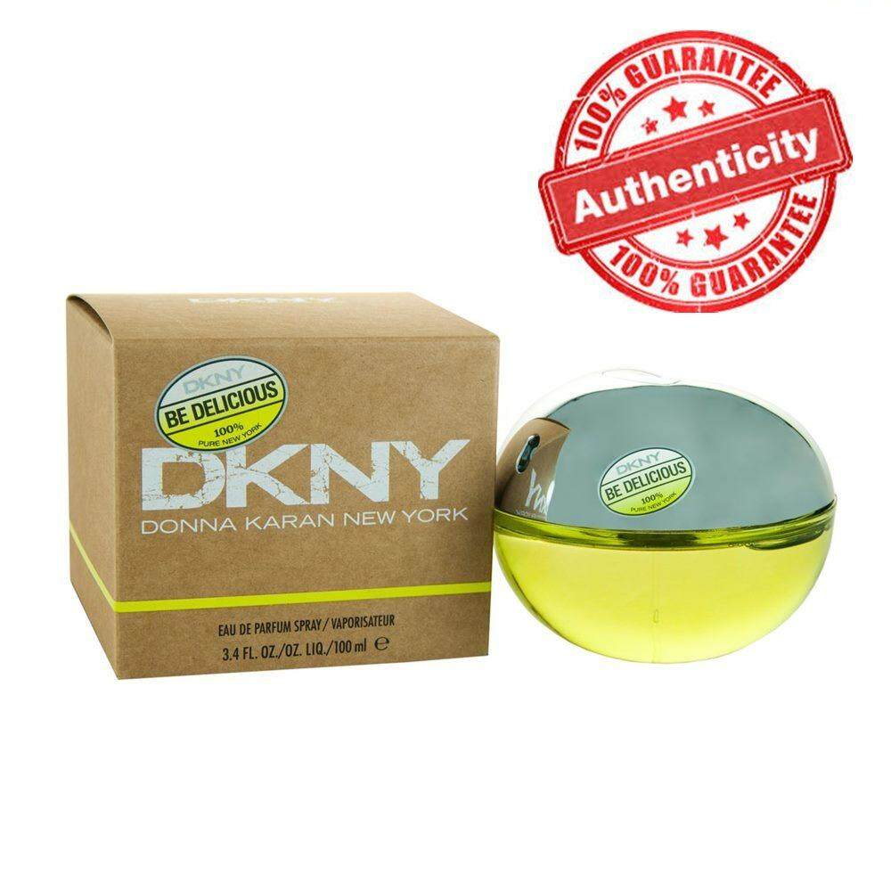 Dkny Be Delicious For Women Edp 100 Ml พร้มกล่อง ใน กรุงเทพมหานคร
