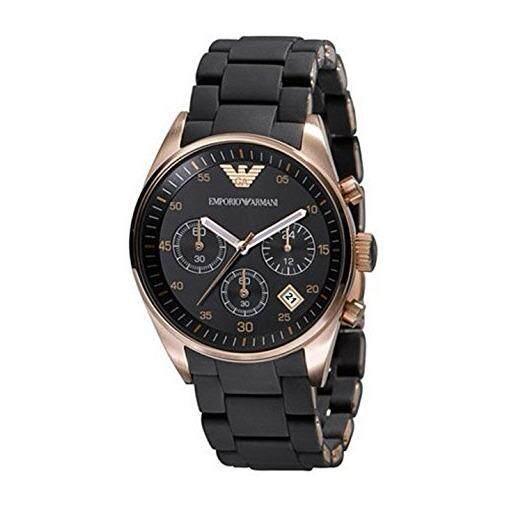 ส่วนลด สินค้า Hot Emporio Armani Ar5906 นาฬิกา แฟชั่น ชาย หญิง สแตนเลส สีโรสโกลด์