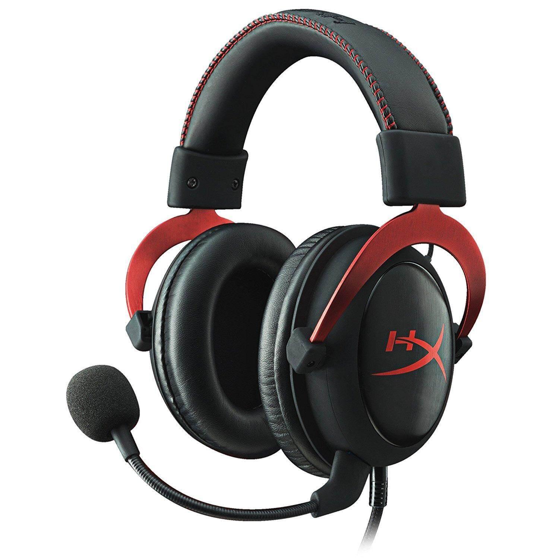 Kingston HyperX Cloud II Headset (Red)