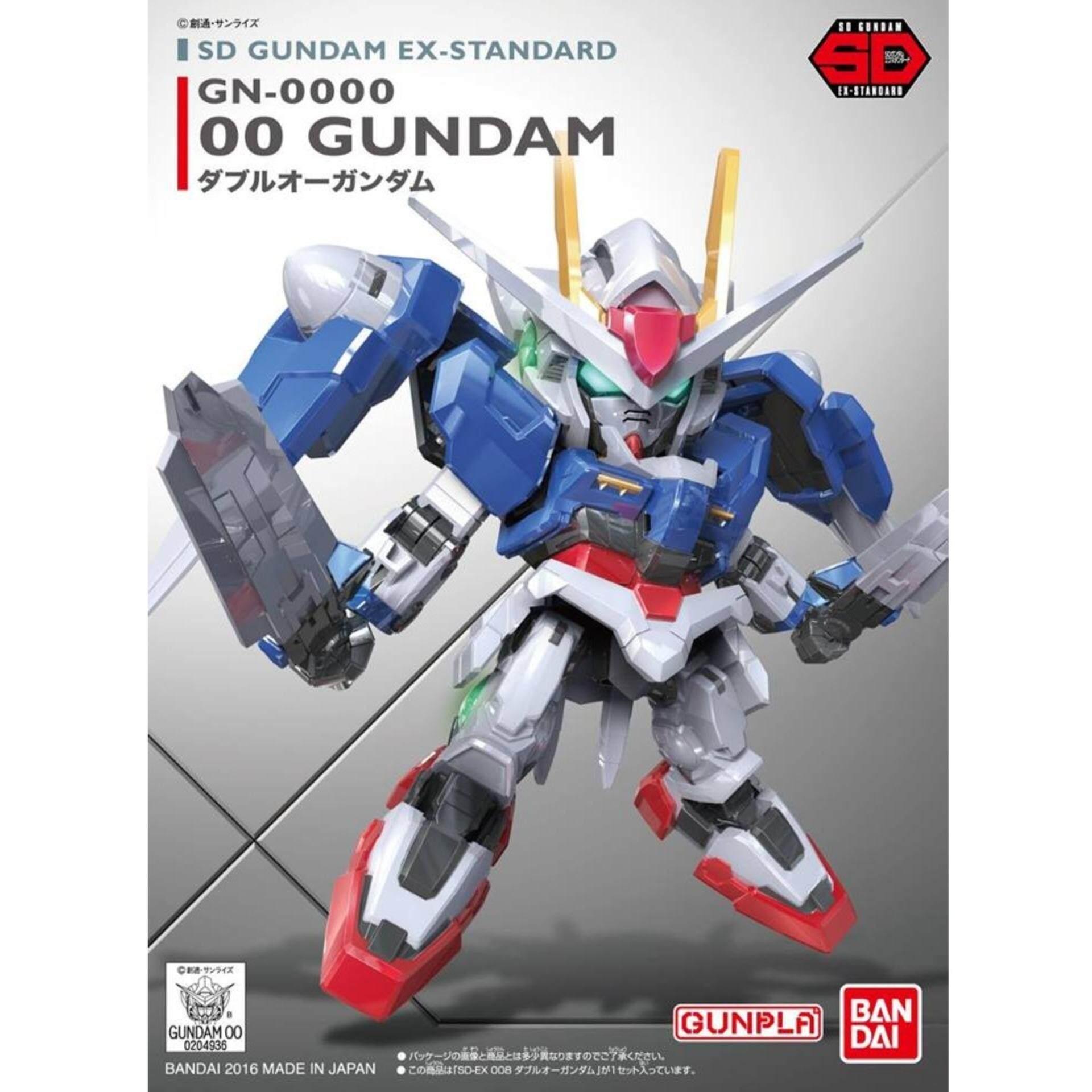 Bandai SD EX STANDARD 008 - 00 Gundam
