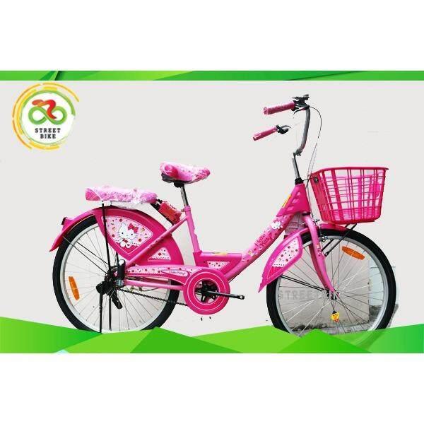 La Bicycle จักรยาน รุ่น Hello Kitty 20 สีชมพู กรุงเทพมหานคร