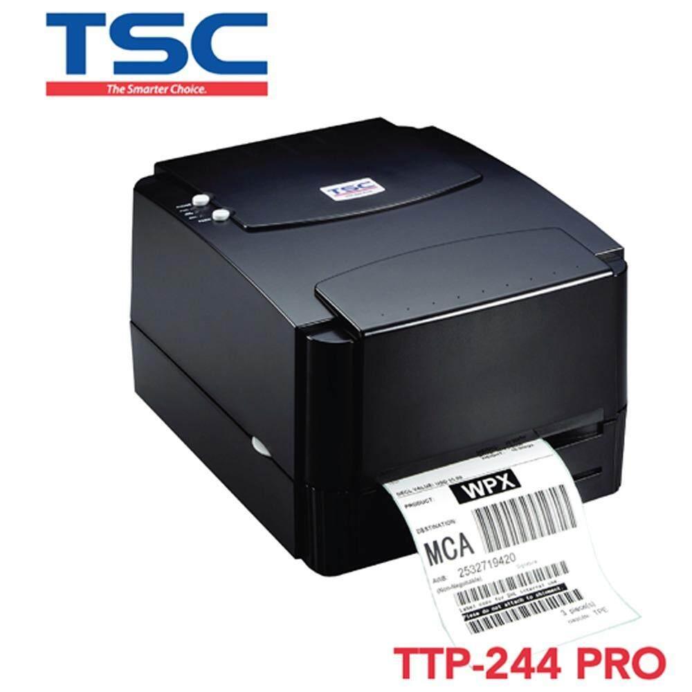 ขาย Tsc เครื่องพิมพ์บาร์โค้ด ฉลากยา Ttp244Pro รับประกันทุกสาขาทั่วไทย เป็นต้นฉบับ