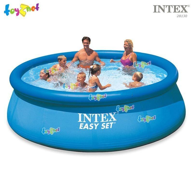 ซื้อ Intex สระน้ำ อีซี่เซ็ต 12 ฟุต 3 66X0 76 ม รุ่น 28130 กรุงเทพมหานคร