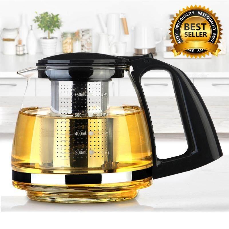 ราคา Tea Pot กาชงชา 750 Ml สีดำ ใหม่ ถูก