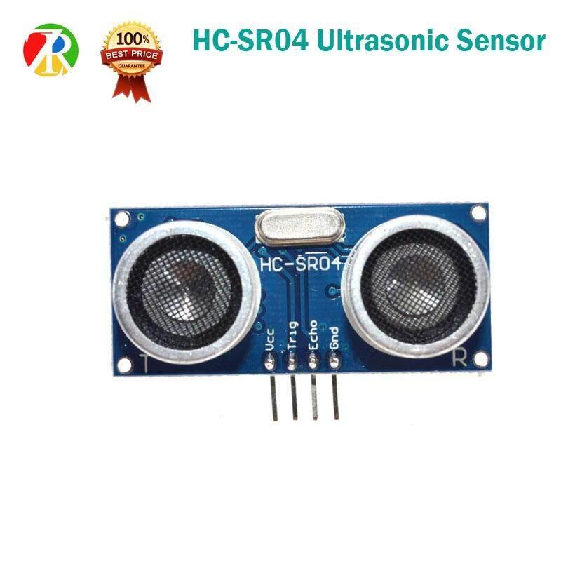 HC-SR04 Ultrasonic Sensor Distance Measuring Module for PICAXE Microcontroller Arduino UNO 1 ชิ้น