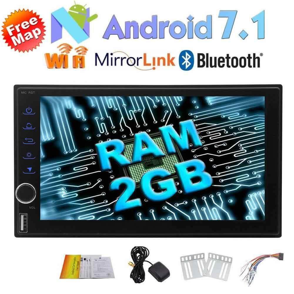 ขาย Eincar Android 7 1 2Gb 32Gb เครื่องเสียงติดรถยนต์ Octa Core 7 นิ้ว Universal 2 Din Autoradio สนับสนุน Gps Fast Boot การจำแนกโทรศัพท์ บลูทู ธ 3G 4G Wifi Am Amtd Sd Sdr Sdr Obd 1080P วิดีโอ Eincar ใน ฮ่องกง