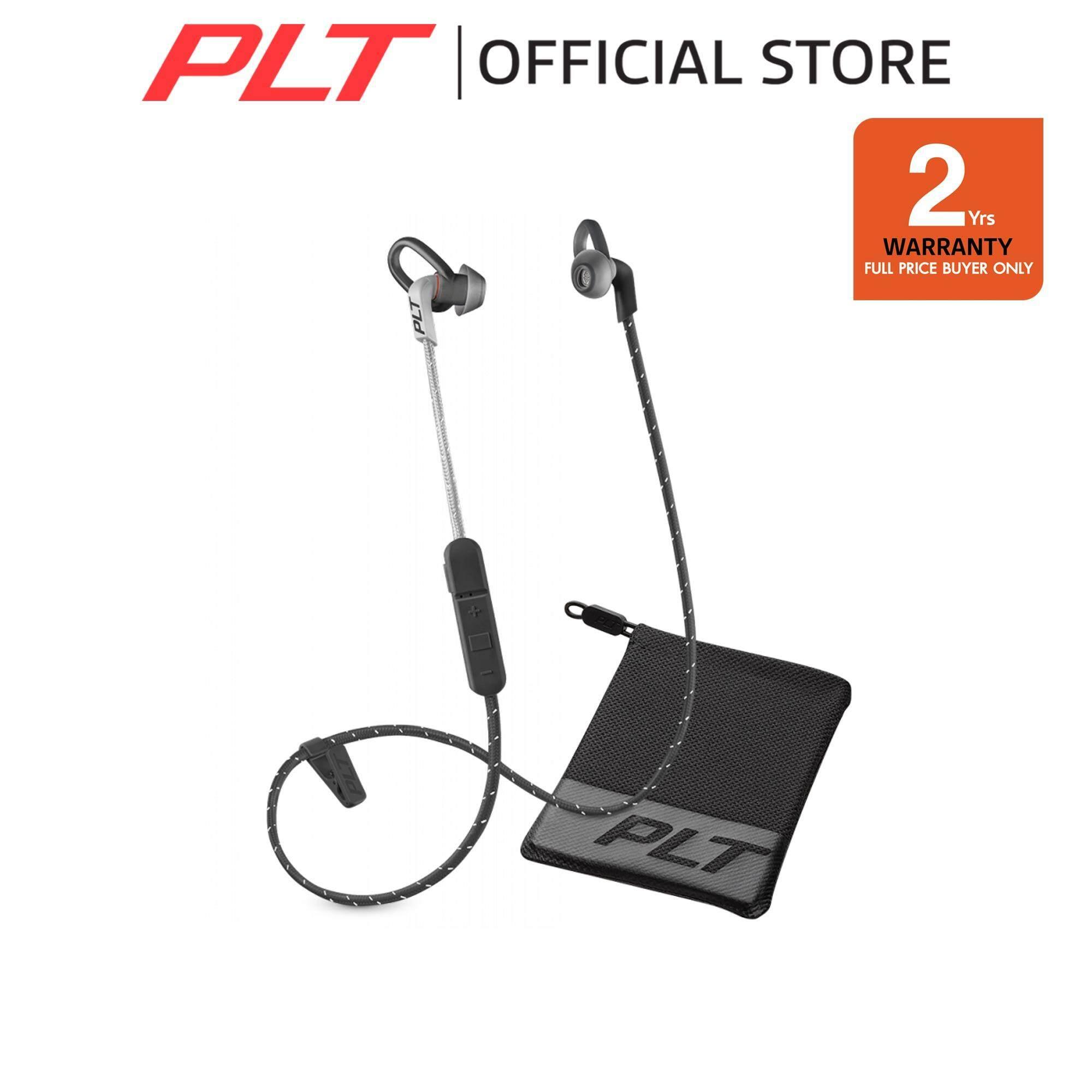 ขาย ซื้อ Plantronics Backbeat Fit 305 Black Grey