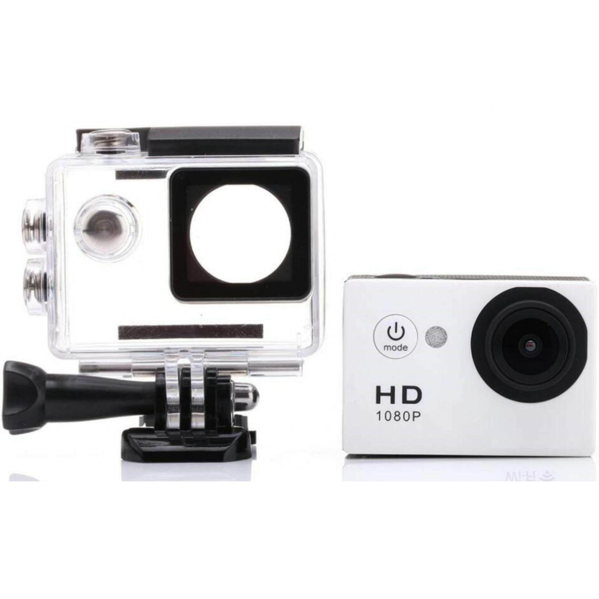 ขาย กล้องกันน้ำ กันกระแทก New Hd 12Mp Full Hd 1080Pเลนส์ 2 Action Camera Full Inch Lcd Screen Sport Dv Camera ออนไลน์