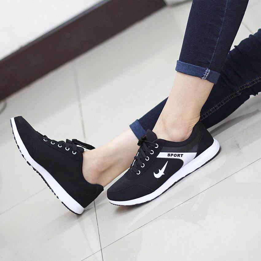 โปรโมชั่น Alisa Shoes รองเท้าผ้าใบผู้หญิง รุ่น M 11 กรุงเทพมหานคร