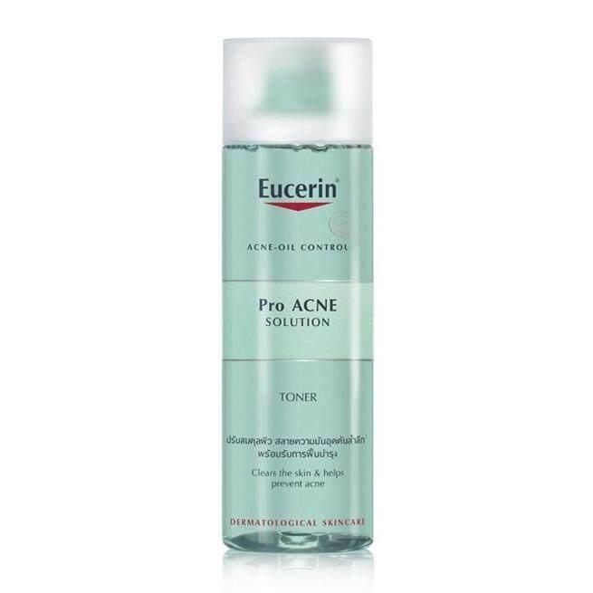 ราคา Eucerin Pro Acne Solution Toner 200 Ml Eucerin กรุงเทพมหานคร