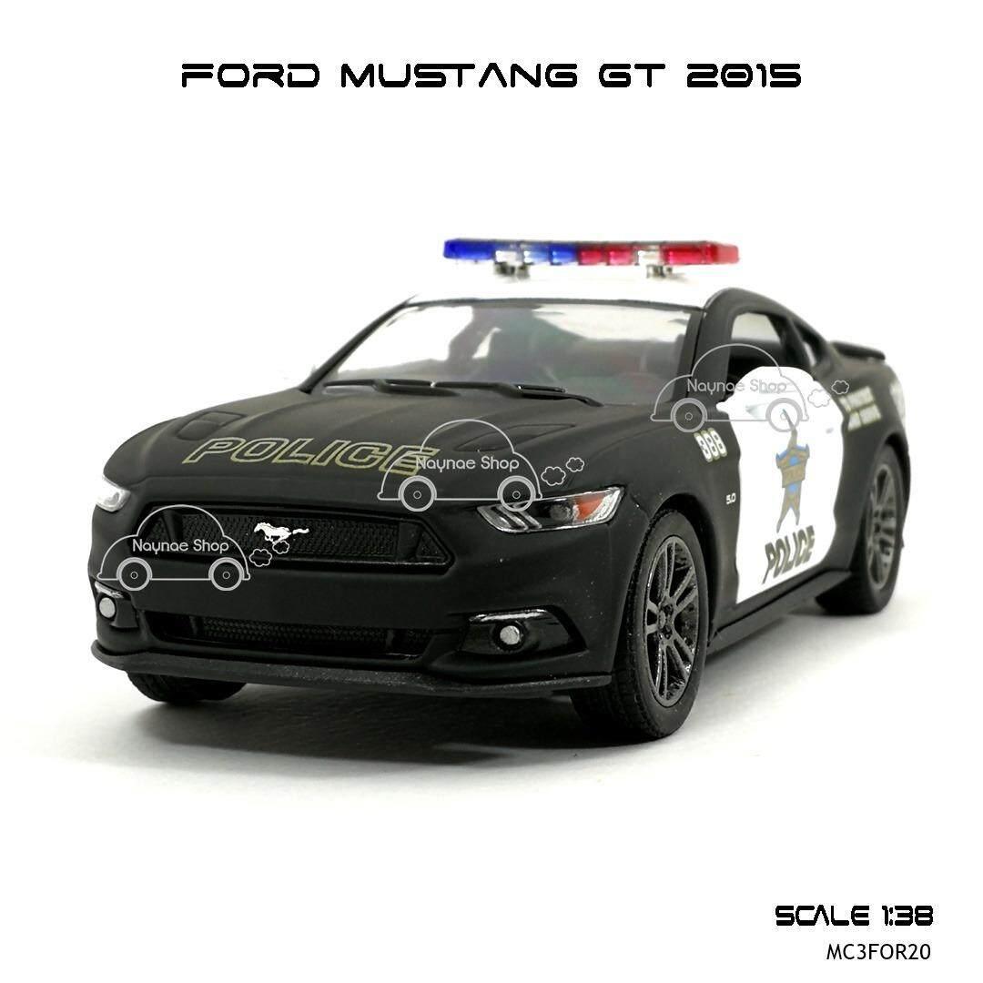 ซื้อ โมเดล รถตำรวจ Ford Mustang Gt 2015 Police Scale 1 38 ใหม่ล่าสุด