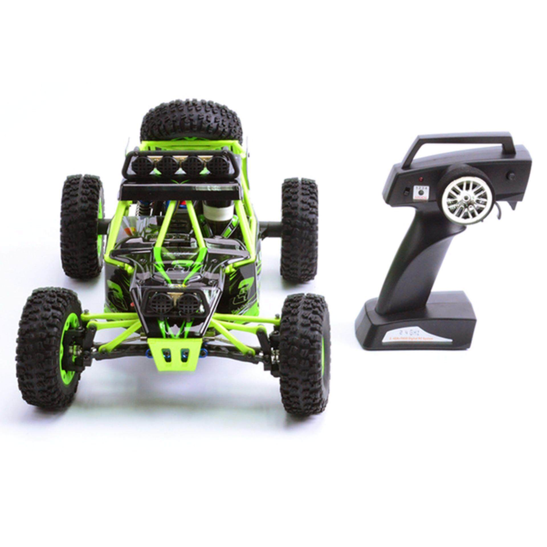 ขาย รถบังคับ Wltoys No 12428 1 12 Scale 2 4Ghz 4Wd Off Road Vehicle With Led Light ใหม่