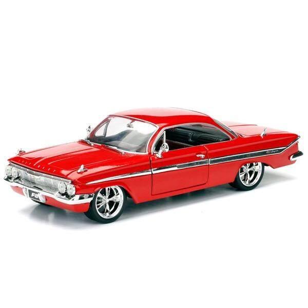 Fast And Furious ภาค 8 ขนาด 1 24 Dom S Chevy Impala เป็นต้นฉบับ