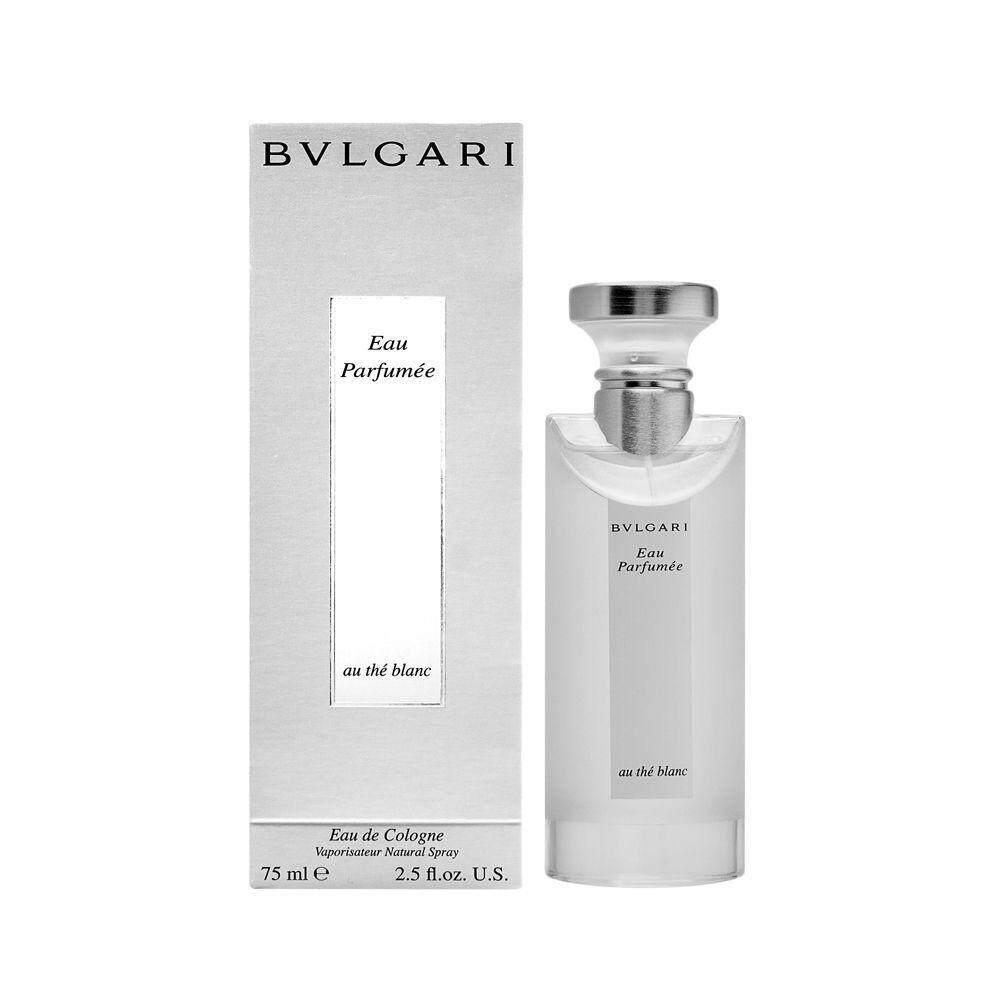 Bvlgari Eau Perfume au the blanc EDC 5ml นำ้หอมแท้แบ่งขาย
