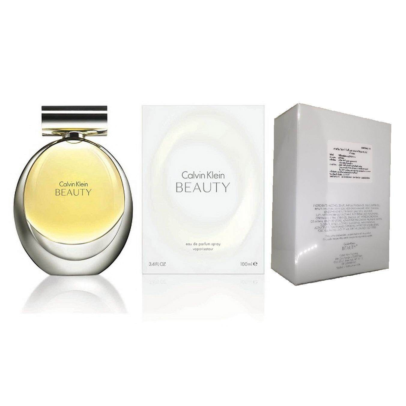 Calvin Klein Ck Beauty Edp 100Ml นนทบุรี