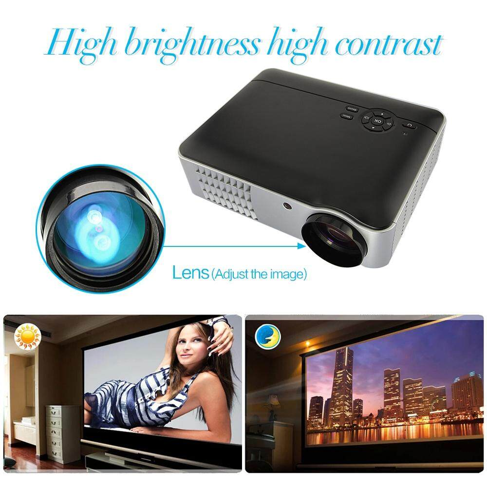 RD-806-LED-Projector-2-HDMI-2-USB-Home-Projector-1080P-Mini-Proyectores-Video-HDMI-2800Lumens