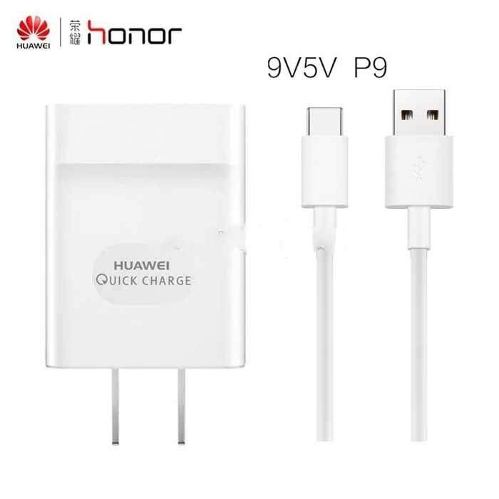ราคา Huawei Usb Quick Charger Type C Cable Set 9V 2A 5V 2A Usb Charger Cable Magic 8 V8 Note 8 V9 P9 P9 Plus Nova P9 ออนไลน์ กรุงเทพมหานคร